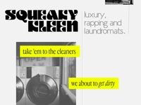 Washing Machines & Rap