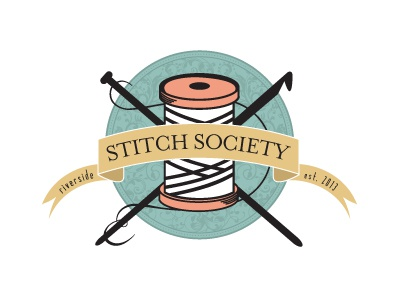 Riverside Stitch Society sew crochet knit thread
