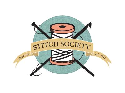 Riverside Stitch Society sew crochet knit thread