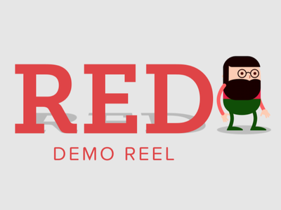 new Demo reel 2d animation motion graphic