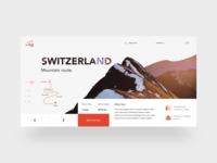 SWITZERLAND mountains  travel website