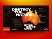 Australia  in Fire