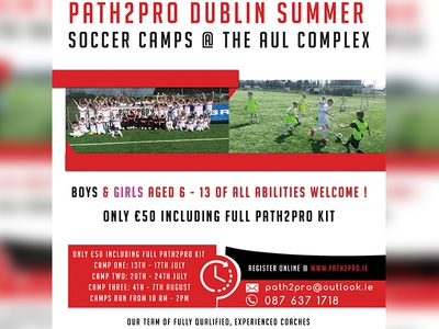 Flyer For Path2Pro