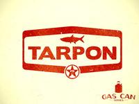 Tarpon Logo for Trucker Cap