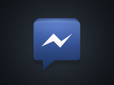 Facebook Messenger for Mac mac icon os x facebook messenger