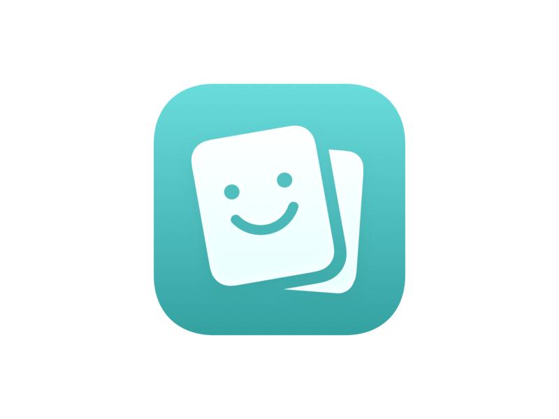 Cardbox (2019) - Logo & Icon shipped social network logo icon app iphone ios