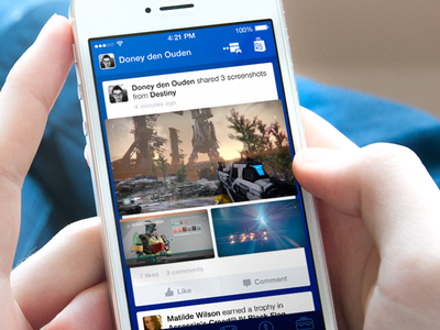 PlayStation App Redesign redesign playstation psn ps4 sony ios iphone