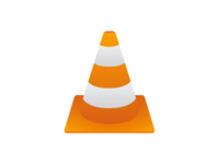 VLC 3 - Icon macos mac dmg icon release official vlc