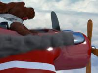 Daisy the Flying Dog 1