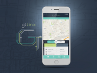 GTLinx - Transit App concept
