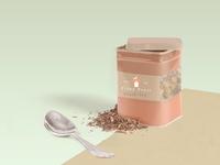 Tea Packaging for Firey Fruit