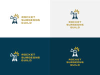 Rocket Surgeons Guild - Marks and Logotype