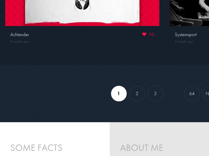 bestwebsite.gallery — redesign redesign design sketch sketchapp relaunch