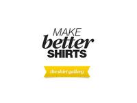Make Better Shirts Logo
