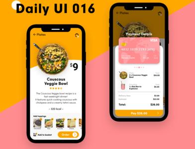 Daily UI 016 - Overlay