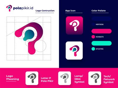 Company Branding (P+P) - Branding & Logo Design