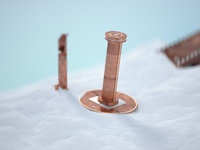 Column Coins