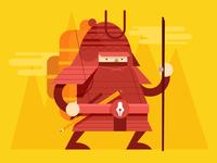 Samurai Sherpa