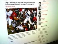 Sports Journal Design
