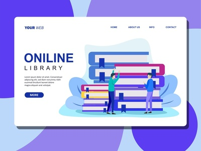 Onlien Library