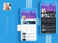 Daily UI Challenge #006 - User Profile