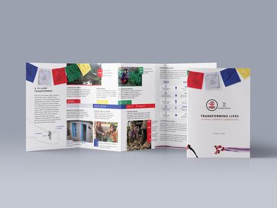 Non-Profit Brochure