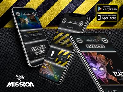 Club Mission App