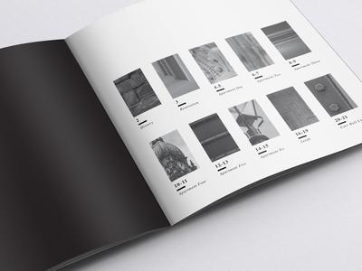 The Bells Apartment Brochure Design