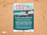 Port Fairy Folk Music Festival Poster