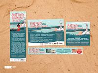 Port Fairy Folk Music Festival Press Ads
