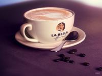 La Bella Logo Study