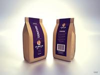 La Bella Coffee Bag Study