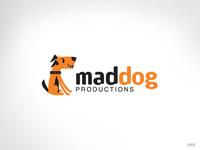 MadDog Productions Logo