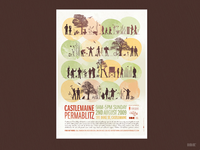 Castlemaine Permablitz Poster