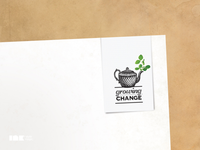 Growing Change Letterhead Detail