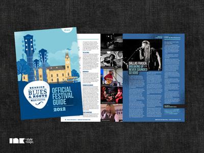 Bendigo Blues & Roots Music Festival 2012 Festival Guide 2012 festival guide booklet