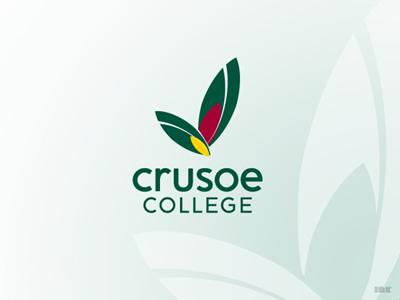 Crusoe College Logo crusoe college logo