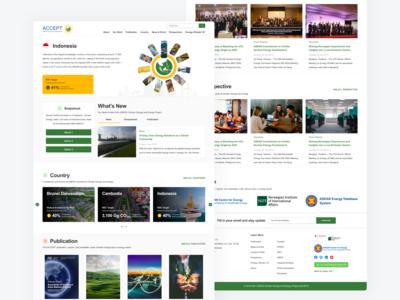 ACCEPT - Website Revamp