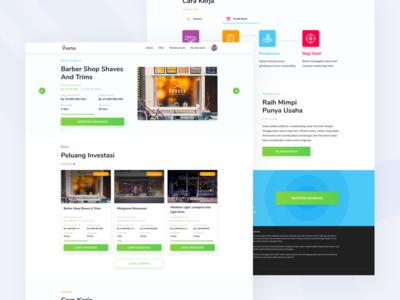Inama - Investment Web App
