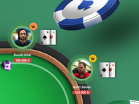 Poker Game - prototype & concept (wip)