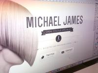 Michael James Hair Draft