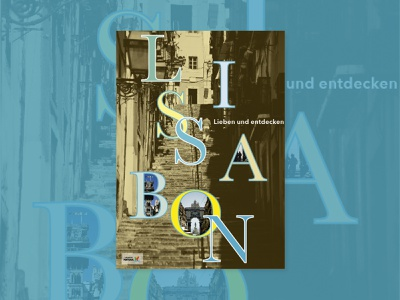 poster | Lisbon tourism poster design
