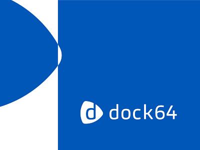 Logo | dock64 logo design branding graphic design