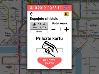Transport ticket - select quantity goodux ux optimalization ux redizajn select quantity digital ticket buying ticket public transport