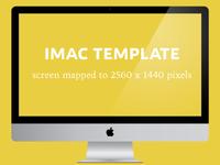 "27"" iMac Template"