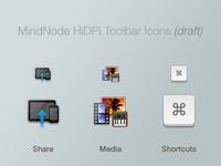 Color HiDPI Icons, draft