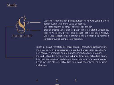 Logo G+S ui ux clean graphic design art icon identity animation brand branding flat minimal lettering illustrator typography type illustration design vector logo