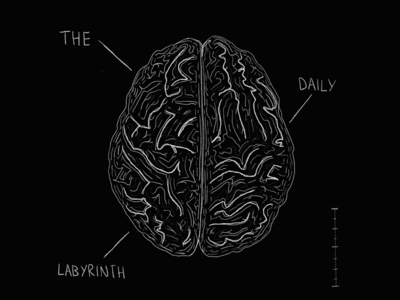 The daily labyrinth