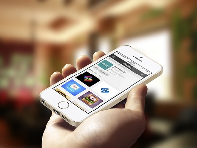 iPhone 5S Mockups iphone 5s mockup