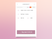 Daly UI Day 2 - Credit Card Checkout